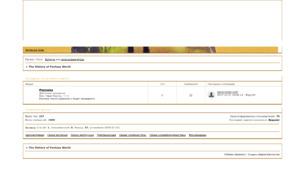 Скриншот сайта История Мира Фентази