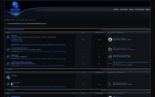 Скриншот сайта Галактик футбол сезон 2 (Galactik football season 2)