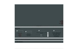 Скриншот сайта Detective dreams