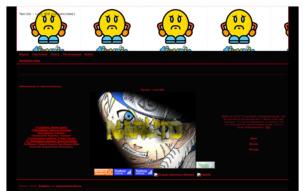 Скриншот сайта Наруто - последняя воля