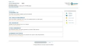 Скриншот сайта Игра, посвещёная серии книг Дозоры