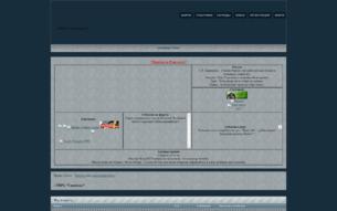 """Скриншот сайта FRPG """"Сириндал"""""""