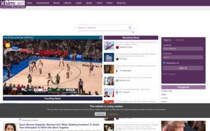 Скриншот сайта Ролевая игра Свет и Тьма