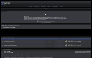 Скриншот сайта Академия Мильфиоре