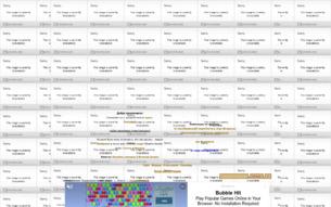 """Скриншот сайта Ролевая игра """"Ведьмак - хроники Каэр Морхена"""""""