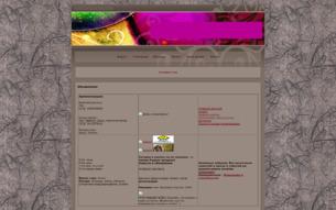 Скриншот сайта Школа Нитей Судьбы