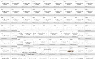 Скриншот сайта Тень Камелота