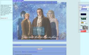 Скриншот сайта Сумеречная сага: продолжение