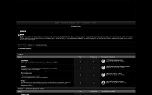 Скриншот сайта Наруто: страницы жизни