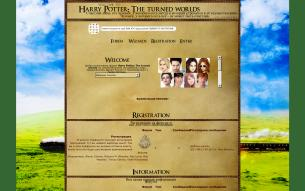 Harry Potter: the turned worlds