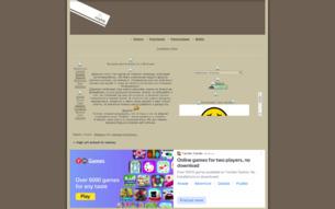 Скриншот сайта Art school