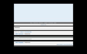 """Скриншот сайта ФРПГ """"Основание"""""""