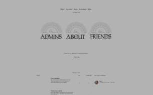 Скриншот сайта Пустошь