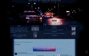 Скриншот сайта House M.D. (Доктор Хаус)