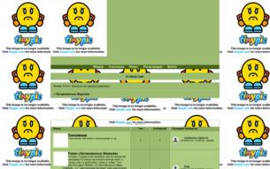 Скриншот сайта Фрпг. Легированные жернова