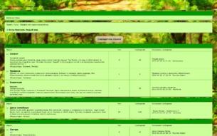 Скриншот сайта Коты-Воители. Новый мир