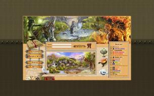Алидерия - бесплатная онлайн игра в стиле фентези