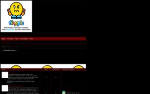 Скриншот сайта Naruto New Adventures