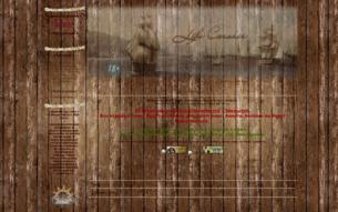 Скриншот сайта Life corsair - жизнь корсаров