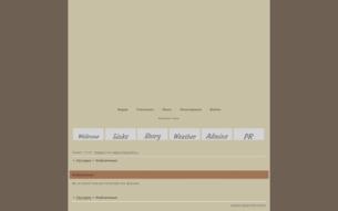 Скриншот сайта Король лев 4: прайд Кову и Киары