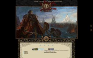 Скриншот сайта Теряя нить - плутаешь в лабиринте...
