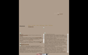 Скриншот сайта Новолуние. Оборванная история