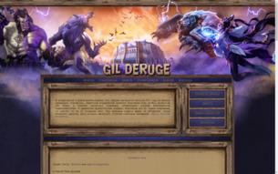 Скриншот сайта Narutosvobod RPG