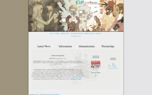 Скриншот сайта KHRainbow