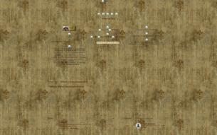 Скриншот сайта Хроники Нарнии. Новые приключения