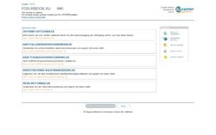 "Скриншот сайта ""Мародер"""