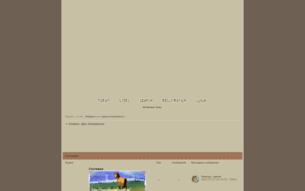 Скриншот сайта Спирит. Дух Симаррона