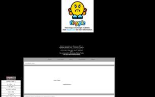 Скриншот сайта Lost FRPG - nova fatum