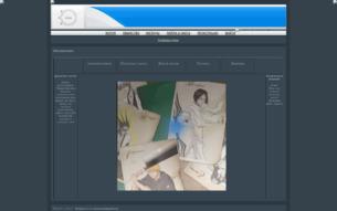 Скриншот сайта Другая жизнь