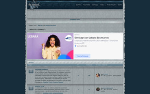 Скриншот сайта Bristol university