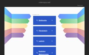 Скриншот сайта Коты-воители. Путь к власти