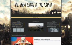 Скриншот сайта Адское сообщество