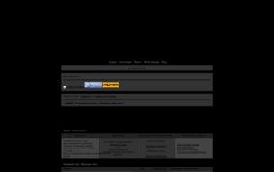 Скриншот сайта Ролевая игра по сериалу Закрытая школа