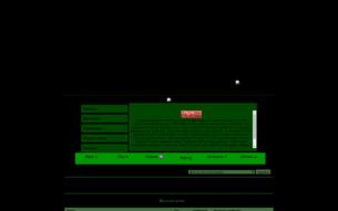 Скриншот сайта Волки: дикая кровь