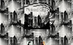 Скриншот сайта Naked city