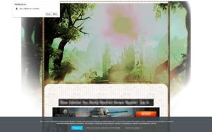 Скриншот сайта Сенаторна: по дороге к бесконечности