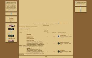 Скриншот сайта Olympus and Asgard