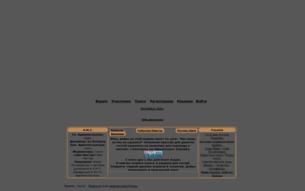 Скриншот сайта Род Фенрира