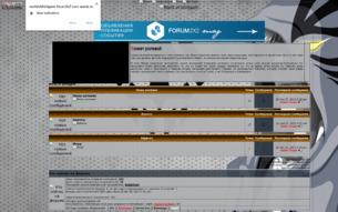 Скриншот сайта World of shinigami