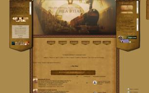 Скриншот сайта Fila vitae