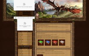 Скриншот сайта Rambov