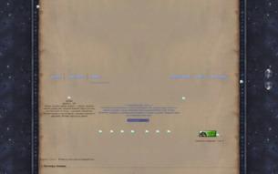 Скриншот сайта Легенды Хивера