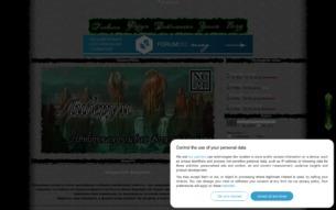 Скриншот сайта Либерум. Свободный мир