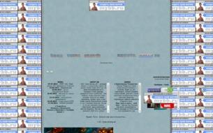 Скриншот сайта DC: gods among us