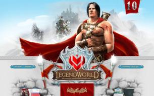 Legend world - мир сражений, красивый и удобный интерфейс, великолепно построенные квесты и другое