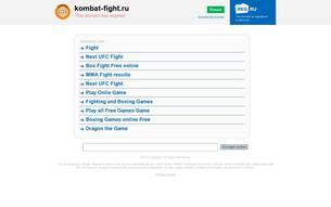 �������� ����� ���������� ���� kombat-fight (bk)